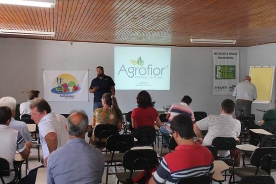 2° Encontro de Olericultores - Região União da Vitória