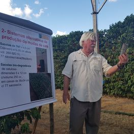 Dia de Campo Fazenda Experimental de Franca - SP